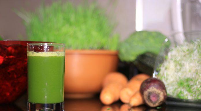 Wat is Green juice?