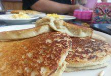 Glutenvrije Vegan Pancake