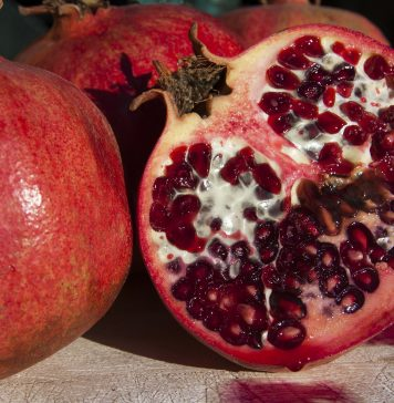 Granaatappelsap en zijn gezondheidsvoordelen