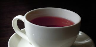 Hibiscus-thee