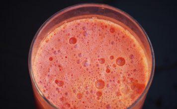 Juice voor gezonde botten