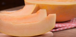 Smoothie Meloen