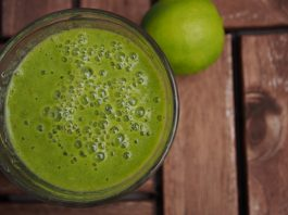 Smoothie green
