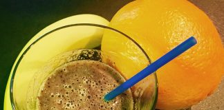 Smoothie pre-Workout