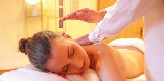 Massage om af te vallen