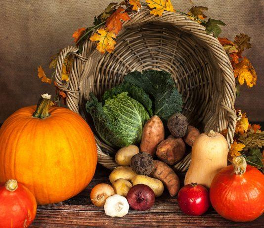 Voordelen van kleurrijke voeding
