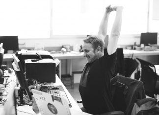 4 eenvoudige ontspanningstechnieken voor tijdens je werk!