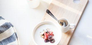 Vegan Kokos yoghurt
