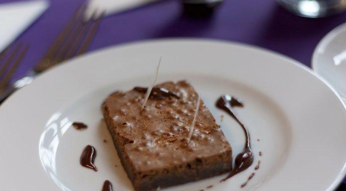Brownie pompoen en cacao