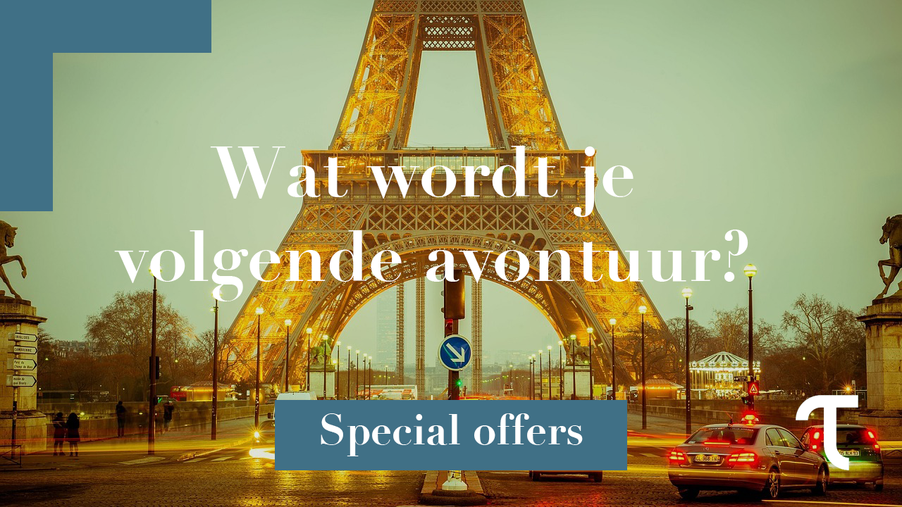 Special offer tiqets