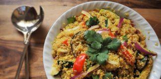 Recept - Kruidige quinoa
