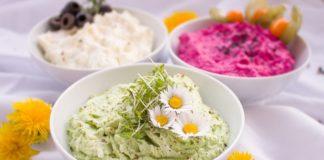 3-kleurige groentespread
