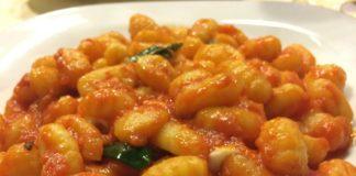 Gnocchi van pompoen en boekweit