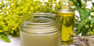 Natuurlijke lippenbalsem van karite boter voor de droge lippen