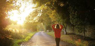 5 Voordelen van buiten wandelen