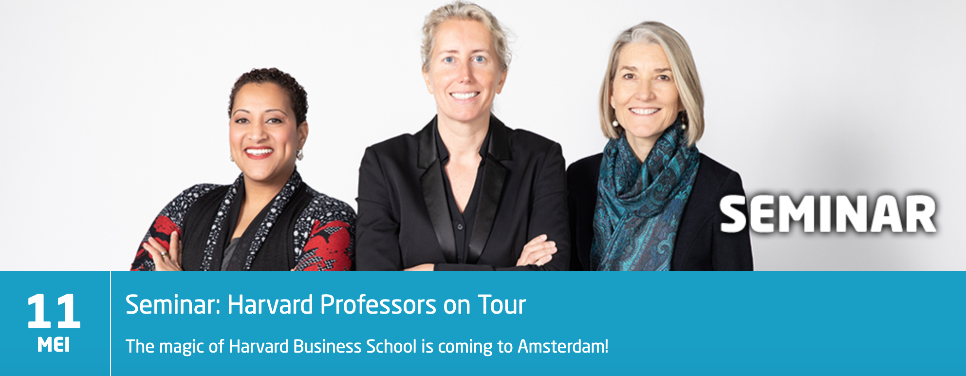 Seminar - Harvard Professors on Tour
