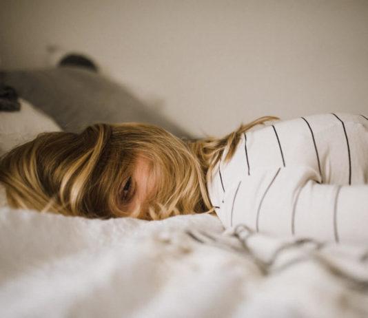 5 Dingen die gebeuren als je niet genoeg slaapt