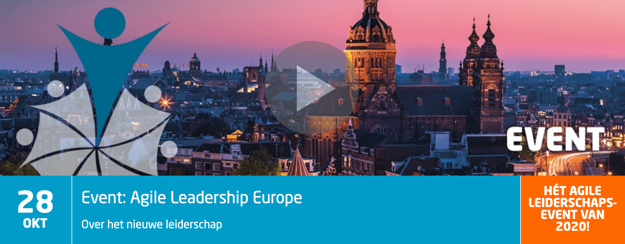 Event - Agile Leadership Europe