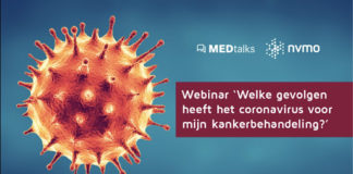 Live Webinar Corona en Kanker
