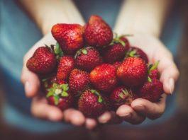 Aardbeien lekker en supergezond