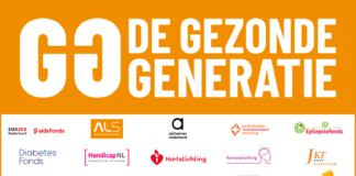 Gezondheidsfondsen en jongeren lanceren samen community 2K40