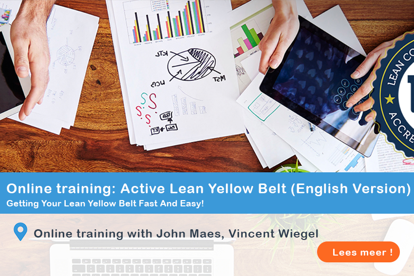 Online training- Active Lean Yellow Belt (English Version)