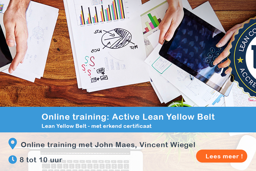 Online training- Active Lean Yellow Belt