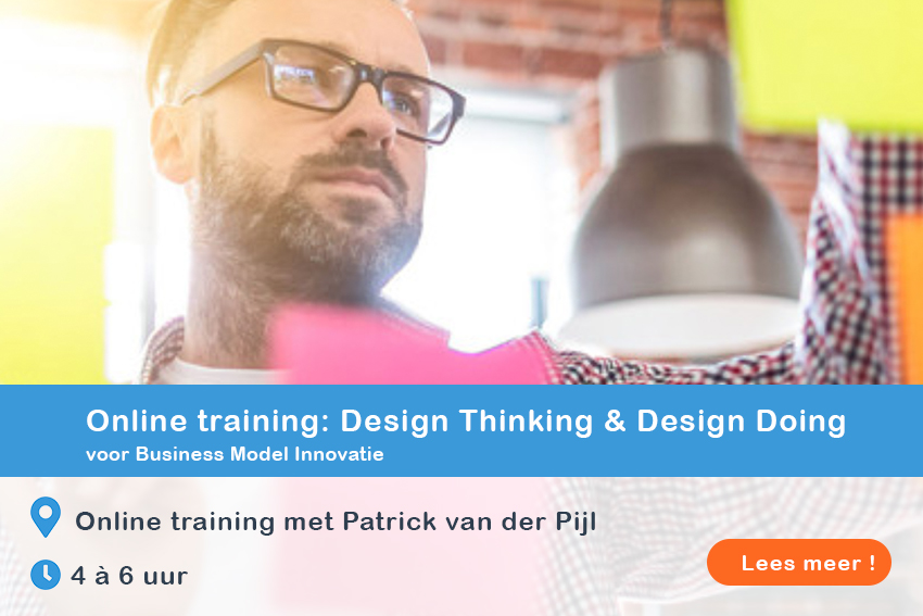 Online training- Design Thinking & Design Doing