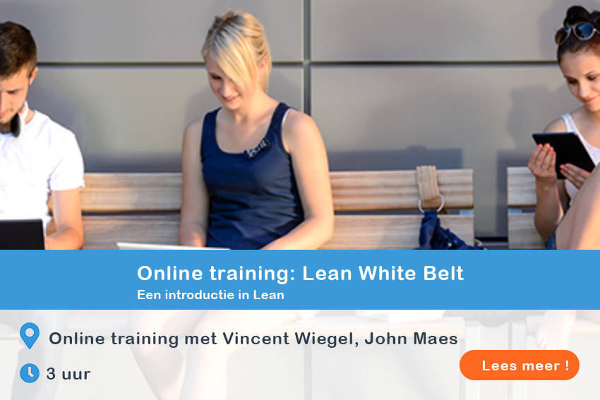 Online training- Lean White Belt