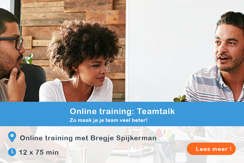 Online training- Teamtalk