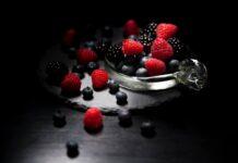 Detox recept van bosbessen, peer en selderij