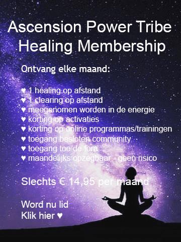 Healing Membership