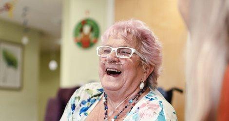 Positieve trends in de verpleeghuiszorg voor mensen met dementie