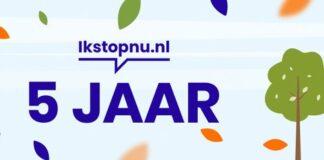 'In iedere roker zit een stopper'- Al 5 jaar succesvol stoppen met Ikstopnu.nl